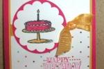 2015 SAB Birthday Blowout SAS Card