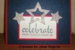 Stars Congratulations Card