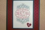 Chalk Talk Grateful Heart Card