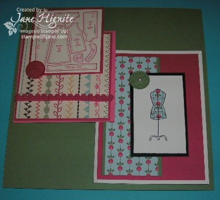 Oh Sew Suite Sample Book-Samples dress