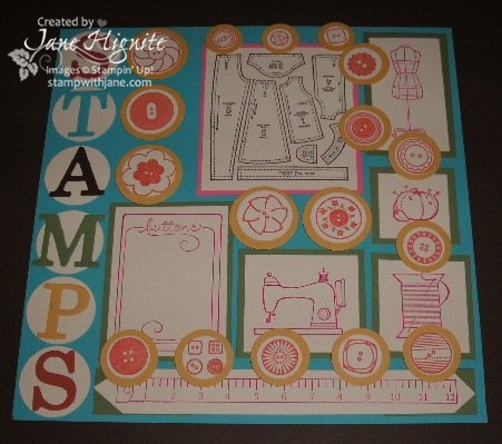Oh Sew Suite Sample Book-Stamps