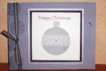 Ornament Keepsakes-word window latch