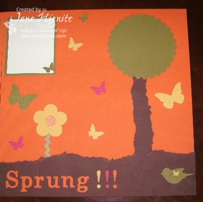 Simply Scrappin' Playful Polka Dots Spring