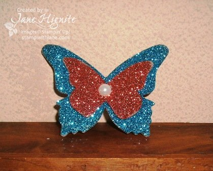 2011 Sparkle and Shine Butterfly