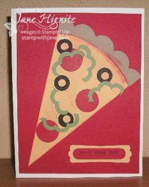 Punch Art-Pizza Slice