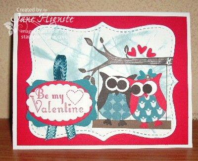 Valentine Owls -All About Men 2013