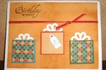 Punch Cards-presents