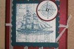 The Open Sea-scored triangle