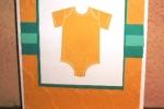 Something for Baby - Saffron TShirt