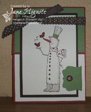 Snow Much Fun-flap card
